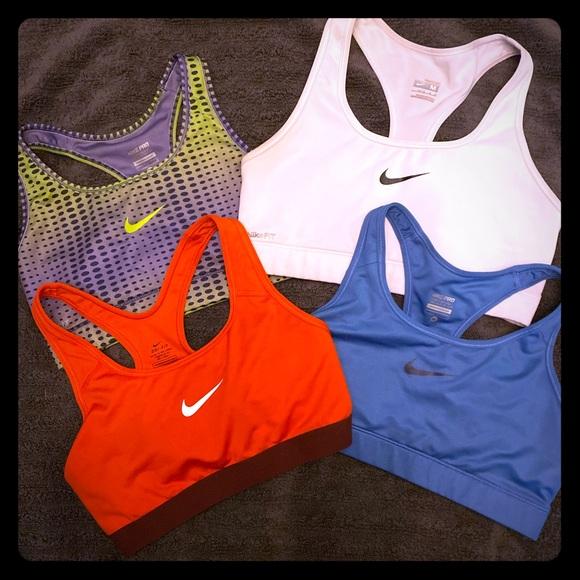 Nike Other - EUC NIKE Sports Bra Bundle